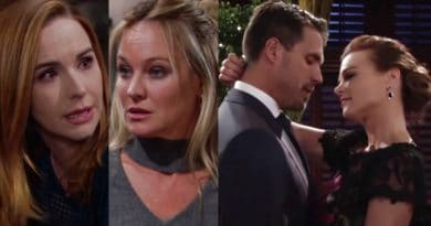 Young and the Restless Spoilers: Mariah Copeland (Camryn Grimes) - Sharon Newman (Sharon Case) - Nick Newman (Joshua Morrow) - Phyllis Abbott (Gina Tognoni)