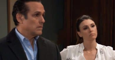 General Hospital Spoilers: Maurice Benard (Sonny Corinthos) - Elizabeth Hendrickson (Margaux Dawson)