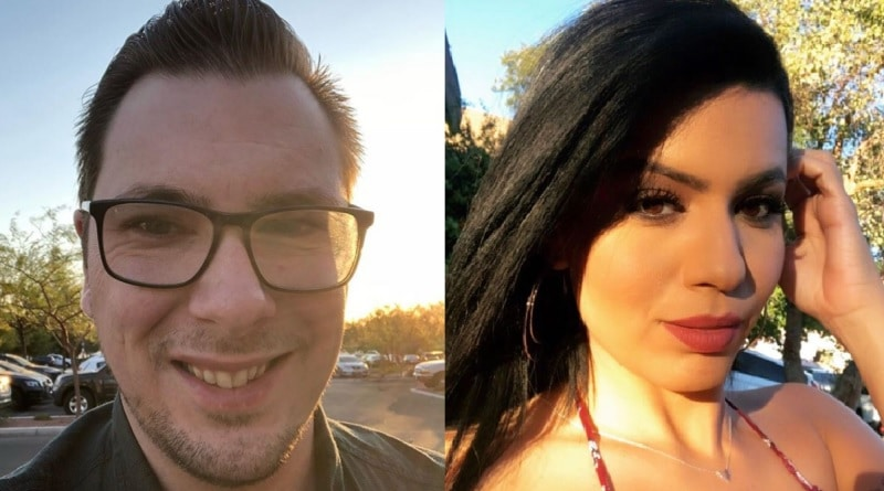 90 Day Fiance - Colt Johnson - Larissa Christina