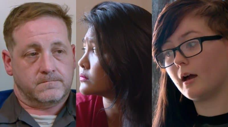 90 Day Fiance: Eric Rosenbrook - Leida Margaretha - Tasha Rosenbrook