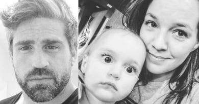 90 Day Fiance: Jon Walters - Rachel Bear Walters - Baby Lucy - Before the 90 Days