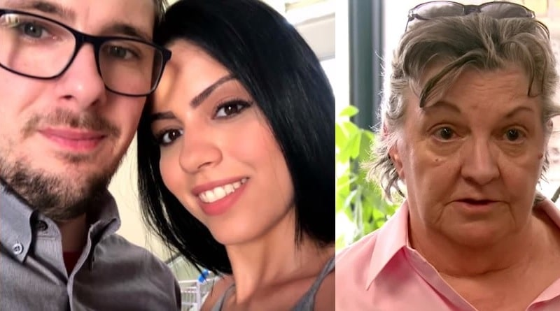 90 Day Fiance: Larissa Christina - Colt Johnson - Debbie Johnson