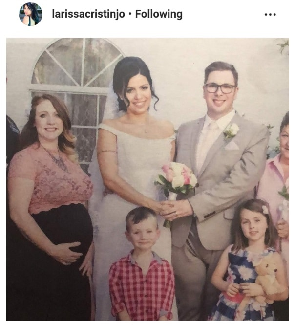 90 Day Fiance: Larissa Christina - Colt Johnson Wedding Photo