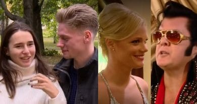 90 Day Fiance: Olga Koshimbetova - Steven Frend - Ashley Martson - Elvis