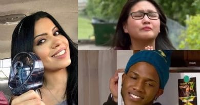 90 Day Fiance Spoilers: Larissa Christina - Leida Margaretha - Jay Smith