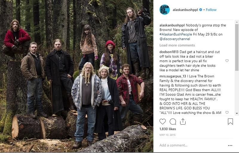Alaskan Bush People Family