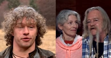 Alaskan Bush People: Matt Brown - Ami Brown - Billy Brown