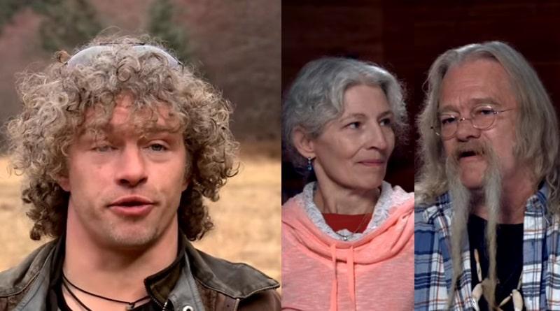 Alaskan Bush People: Matt Brown - Ami Brown - Billy Brown