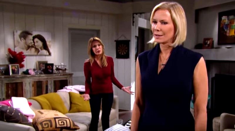 Bold and the Beautiful Spoilers: Brooke Logan (Katherine Kelly Lang) - Taylor Hayes (Hunter Tylo)