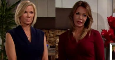 Bold and the Beautiful Spoilers: Brooke Logan (Katherine Kelly Lang) -Taylor Hayes (Hunter Tylo)