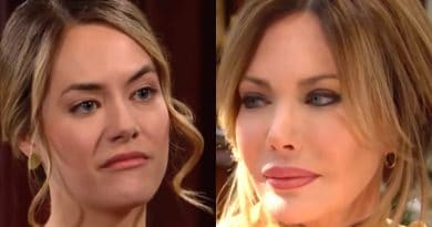 Bold and the Beautiful Spoilers: Hope Logan-(Annika Noelle) - Taylor Hayes (Hunter Tylo)