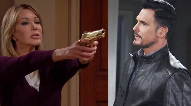 Bold and the Beautiful Spoilers: Taylor Hayes (Hunter Tylo) - Bill Spencer (Don Diamont)