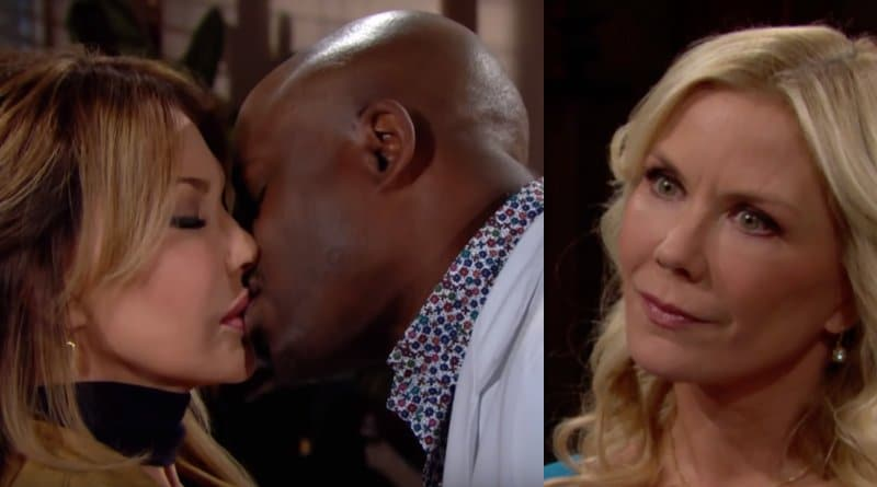 Bold and the Beautiful Spoilers: Taylor Hayes (Hunter Tylo) - Reese Buckingham (Wayne Brady) - Brooke Logan (Katherine Kelly Lang)