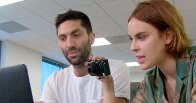 Catfish The Tv Show: Nev Schulman - Tallulah Willis