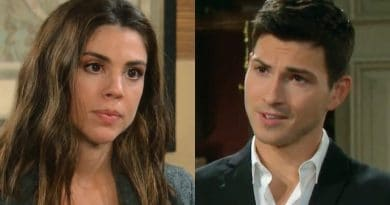 Days of Our Lives Spoilers: Abigail Deveraux (Kate Mansi) - Ben Weston (Robert Scott Wilson)
