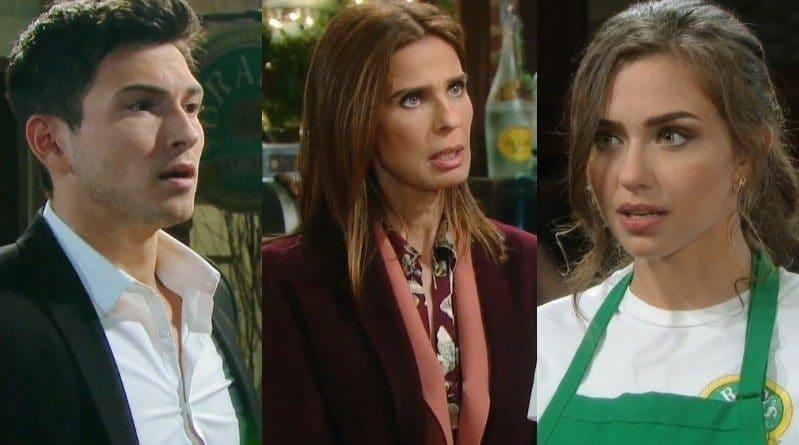 Days of Our Lives Spoilers: Ben Weston (Robert Scott Wilson) - Hope Brady (Kristian Alfonso) - Ciara Brady (Victoria Konefal)