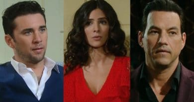 Days of Our Lives Spoilers: Chad DiMera (Billy Flynn) - Gabi Hernandez (Camila Banus) - Stefan DiMera (Tyler Christopher)