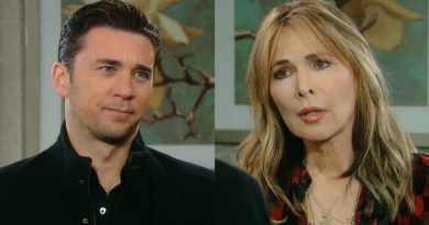 Days of Our Lives Spoilers: Chad DiMera (Billy Flynn) - Kate Roberts (Lauren Koslow)