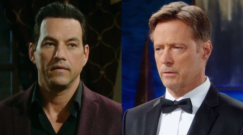 Days of Our Lives Spoilers: Stefan DiMera (Tyler Christopher) - Jack Deveraux (Matthew Ashford)