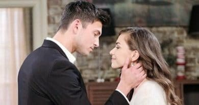 Days of Our Lives Spoilers: Ben Weston (Robert Scott Wilson) - Ciara Brady (Victoria Konafel)