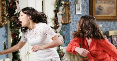 Days of Our Lives Spoilers: Gabi Hernandez (Camila Banus) - Abigail Deveraux (Kate Mansi)