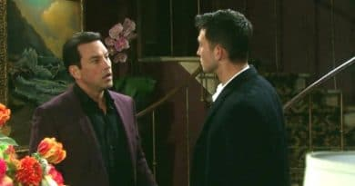 Days of Our Lives Spoilers: Stefan DiMera (Tyler Christopher) - Ben Weston (Robert Scott Wilson)