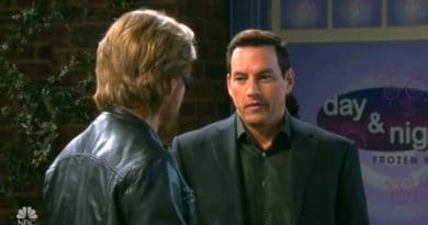 Days of Our Lives Spoilers: Steve Johnson (Stephen Nichols) - Stefan DiMera (Tyler-Christopher)