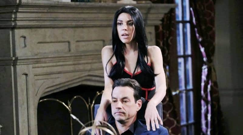Days of Our Lives Spoilers: Stefan DiMera (Tyler Christopher) - Abigail Deveraux (Kate Mansi)