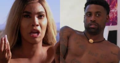 Ex On The Beach: Mya Benberry - Kareem Peterson