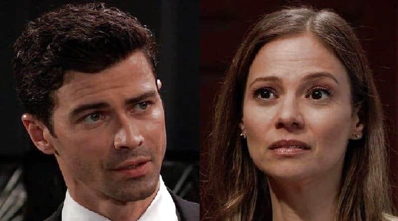 General Hospital Spoilers: Griffin Munro (Matt Cohen) - Kim Nero (Tamara Braun)