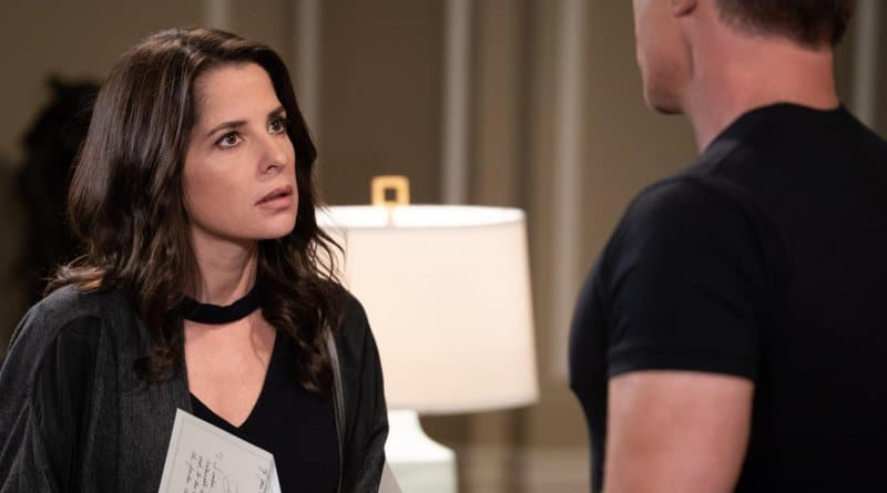 General Hospital Spoilers: Jason Morgan (Steve Burton) - Sam McCall (Kelly Monaco)