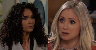 General Hospital Spoilers: Jordan Ashford (Briana Henry) - Lulu Spencer (Emme Rylan)