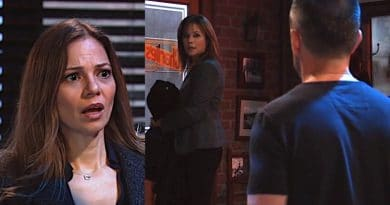 General Hospital Spoilers: Julian Jerome (William deVry) - Alexis Davis (Nancy Lee Grahn) - Kim Nero (Tamara Braun)