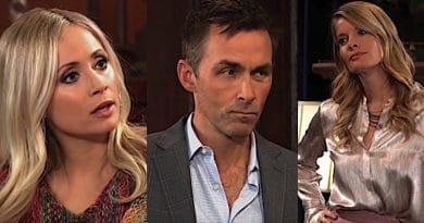 General Hospital Spoilers: Lulu Falconeri (Emme Rylan) - Nina Reeves (Michelle Stafford) - Valentin Cassadine (James Patrick Stuart)