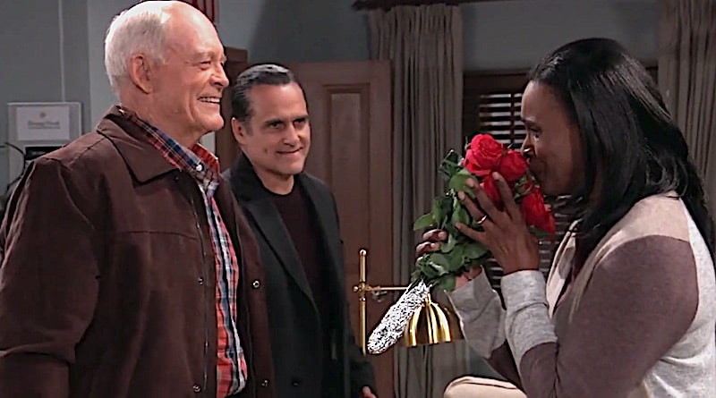 General Hospital Spoilers: Mike Corbin (Max Gail) - Sonny Corinthos (Maurice Benard) - Yvonne Godfrey (Janet Hubert)