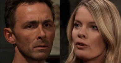 General Hospital Spoilers: Nina Reeves (Michelle Stafford) - Valentin Cassadine (James Patrick Stuart)
