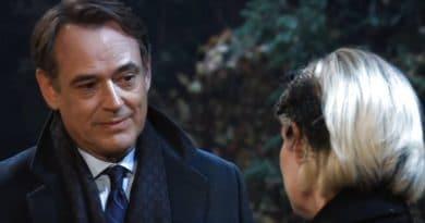General Hospital Spoilers: Ryan Chamberlain (Jon Lindstrom) - Ava Jerome (Maura West)