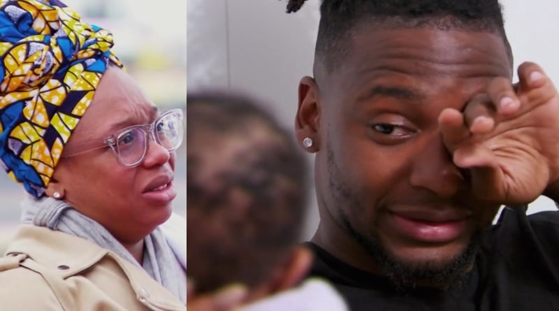 Married at First Sight: Happily Ever After - Jephte Pierre - Shawniece Jackson