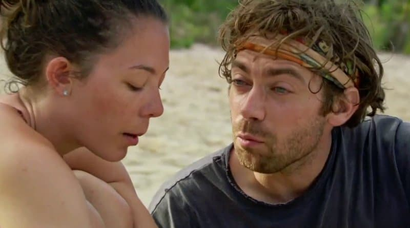 Is gabby dating christian from survivor