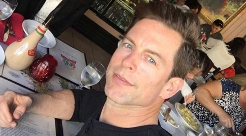 young and the restless news michael muhney devastated by fan s