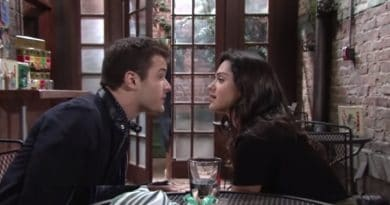 Young and the Restless Spoilers: Kyle Abbot (Michael Mealor) - Lola Rosales (Sasha Calle)