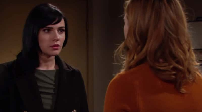 Young and the Restless Spoilers: Mariah Copeland (Camryn Grimes) - Tessa Porter (Cait Fairbanks)