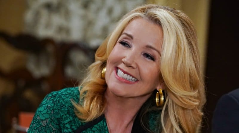 Young and the Restless Spoilers: Nikki Newman (Melody Thomas Scott)