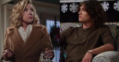Young and the Restless Spoilers: Nikki Newman (Melody Thomas Scott) - Reed Hellstrom (Tristan Lake Leabu