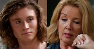 Young and the Restless Spoilers: Reed Hellstrom (Tristan Lake Leabu) - Nikki Newman ( Melody Thomas Scott)