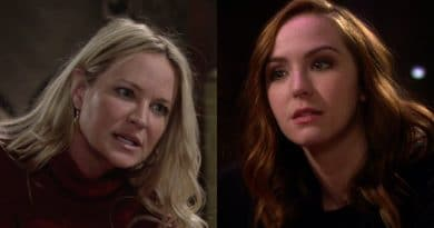 Young and the Restless Spoilers: Sharon Newman (Sharon Case) - Mariah Copeland (Camryn Grimes)