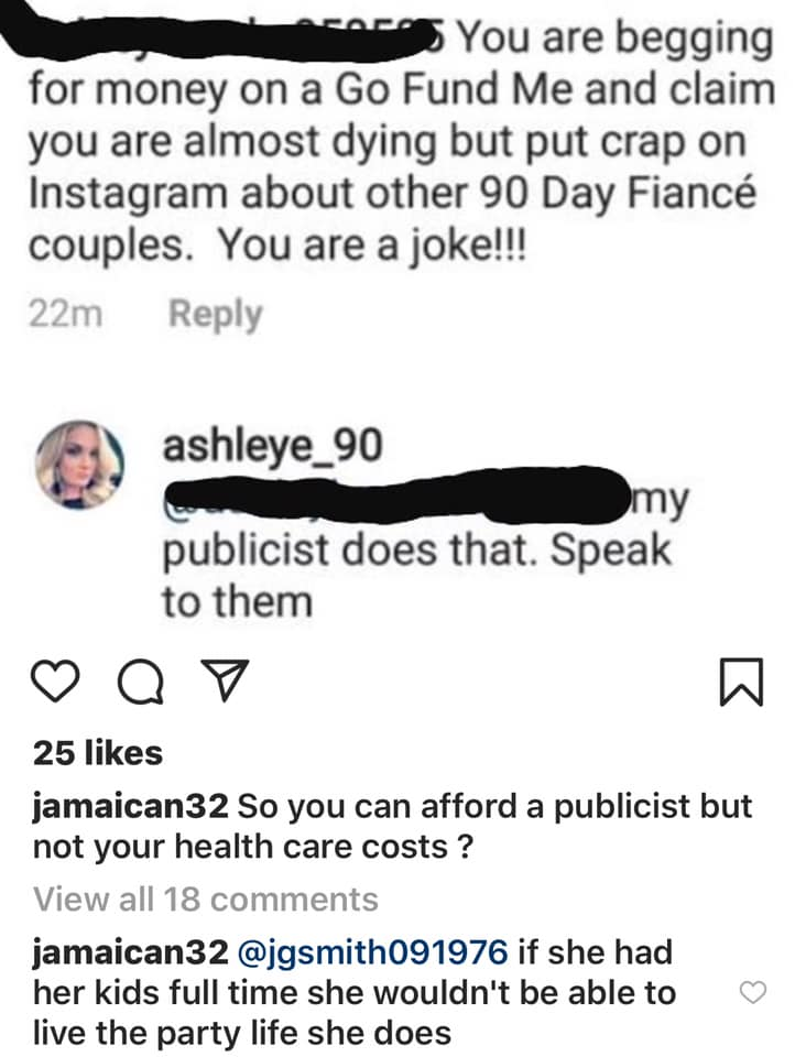 90 Day Fiance - Ashley
