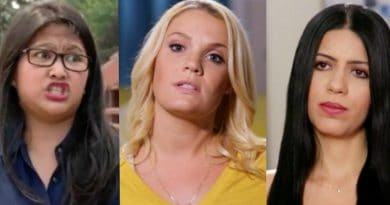 90 Day Fiance: Leida Margaretha - Ashley Marston - Larissa Christina