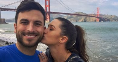 Bachelor In Paradise: Tanner Tolbert - Jade Roper