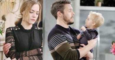 Bold and the Beautiful Spoilers: Hope Logan (Anikka Noelle) - Liam Spencer (Scott Clifton) - Kelly Spencer (Zoe Pennington)